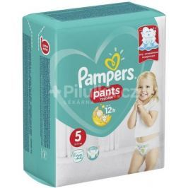 Pampers Kalhotkove plenky Carry Pack S5 22ks
