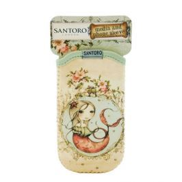 Santoro London - iPhone 4/4S/5/5C/5S Pouzdro - Mirabelle - Mergirl